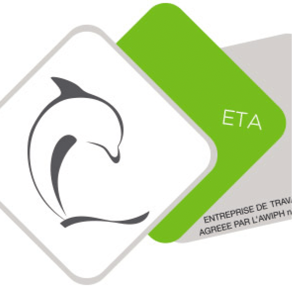 Logo de l'ETA Les Dauphins