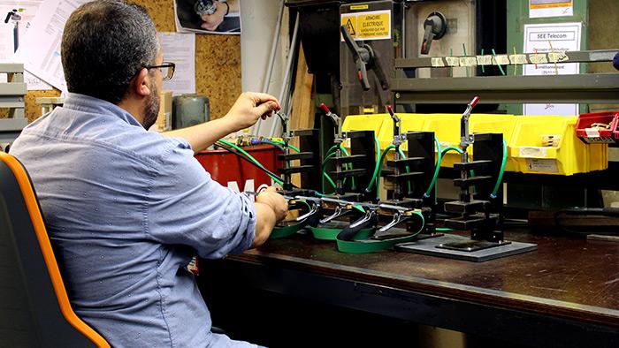 Photo de l'Atelier de l'entreprise de travail adapté Axedis